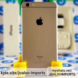 iPhone 6s Plus 128g Cinza