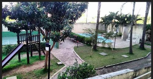 Imagem 1 de 6 de Apartamento Bem Localizado Na Zona Leste, Lazer Completo, Aceita Financiamento - Ap1623