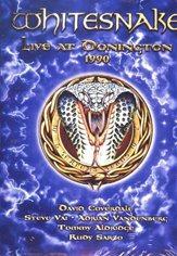 Dvd Whitesnake Live At Donington 1990
