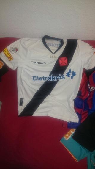 Camiseta Vasco Da Gama Titular Utileria - Talle L