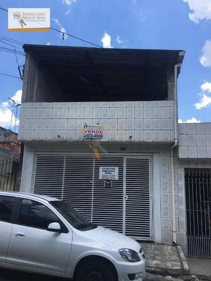 Sobrado Residencial À Venda, Cidade Parque Brasília, Guarulhos - . - So0147