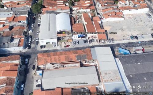 Imagem 1 de 1 de Galpão À Venda, 540 M² Por R$ 3.000.000,00 - Aldeota - Fortaleza/ce - Ga0005