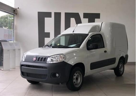 Fiat Fiorino Gnc 1.4 0km Anticipo $100.000 O Tomo Usados E-