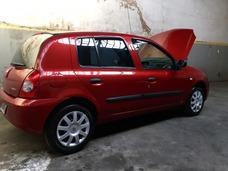 Renault Clio 2 Pack Plus 5 Puertas Inmaculado Como Nuevo!!!