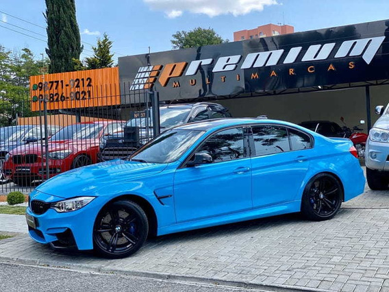 Bmw M3 Sedan 3.0 Bi-turbo 24v 4p 2017
