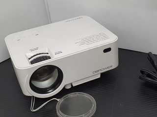 Proyector De Película Mini Dbpower T20 Lcd Seminuevo