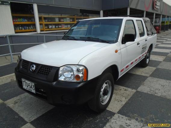 Nissan D-22 Frontier Np300