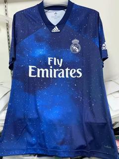 Camiseta Real Madrid Edição Limitada (ea Sports)