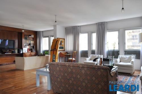 Imagem 1 de 15 de Apartamento - Higienópolis  - Sp - 530695