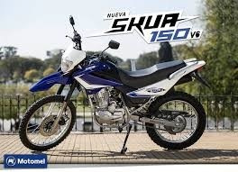 Motomel Skua 150 V6 100% Financiado Con Dni Ya!!!