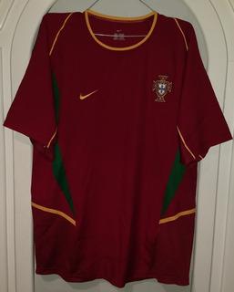 Jersey Portugal Nike Año 2002 2003 Talla L-g