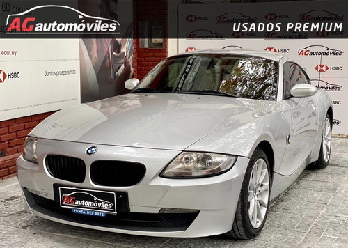 Bmw Z4 3.0 Si Coupe Automatico Extrafull 2008 Inmaculado!