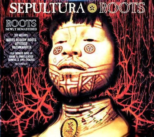 Cd Sepultura Roots Duplo