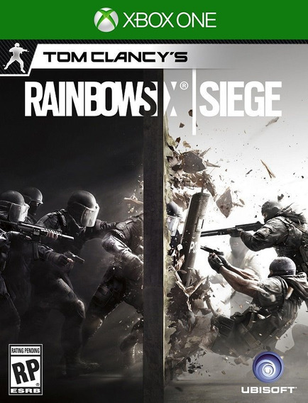 Tom Clancys Rainbow Siege Xbox One - 25 Dígitos (envio Flash)