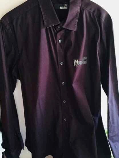 Camisa Moschino !!