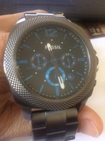 Relógio Fóssil Bq1727 Original