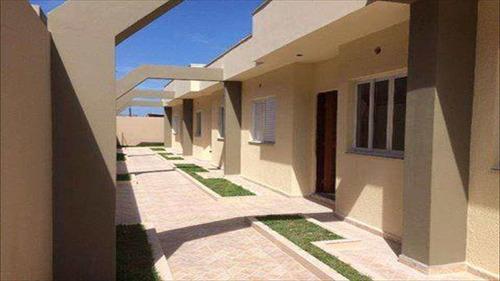 Casa De Condomínio Com 2 Dorms, Cibratel Ii, Itanhaém - R$ 155 Mil, Cod: 15 - V15