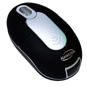 Vendo Mouse Óptico Sem Fio Mo201 - New Link