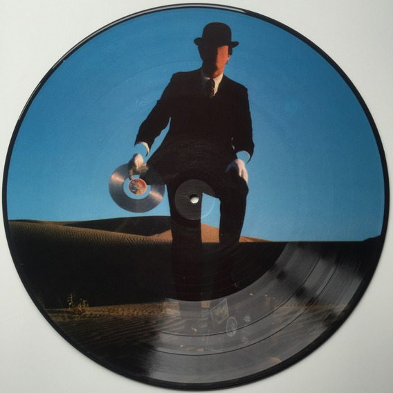 Pink Floyd - Wish You Were Here (live) Lp Picture Disc Novo