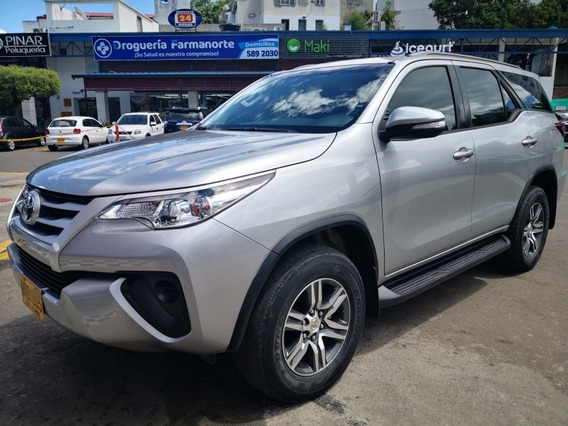 Toyota Fortuner Fortuner 4x2 At 2.7