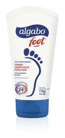 Crema Hidratante Para Pies Algabo Foot X 170 Gr