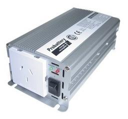 Inversor Convertidor 12v A 220v 300w Para Luz Mas Tv Diario