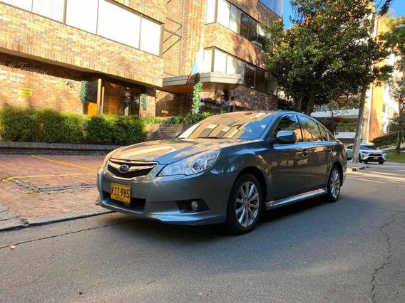 Subaru Legacy 2.5 Sedan At Mod 2011