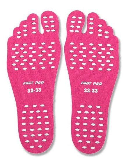 Suela Adhesiva Nake Fit Playa Pileta Unisex Foot Pad