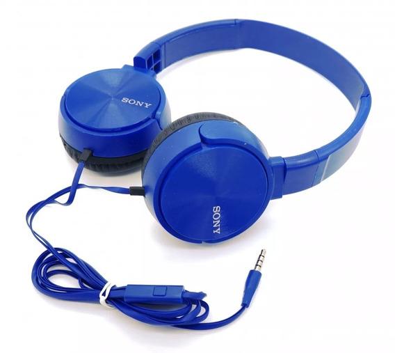 Audífonos Sony Manos Libres Extra Bass Cable Fijo