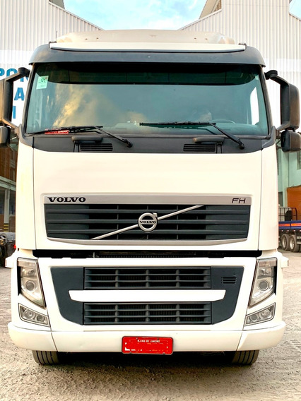 Volvo Fh 460 - 6x2 - 2013 - Com Bolsa De Ar