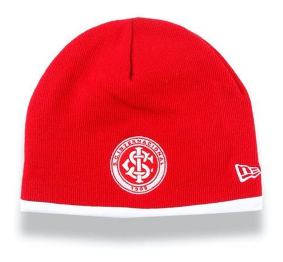 Novo Gorro Internacional New Era Touca Dupla Face Oficial