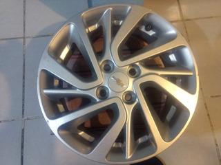 Rin Chevrolet Aveo R15 Original Aluminio