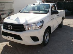 Toyota Hilux Cab. Reg. Mod. 2017