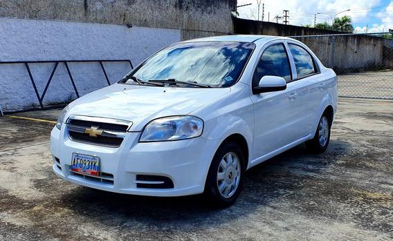 Chevrolet Aveo Lt 2013 Automatico