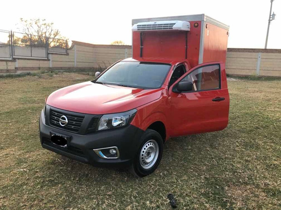 Nissan Np300 2.5 Chasis Cabina Dh Aa Pack Seg Mt 2019
