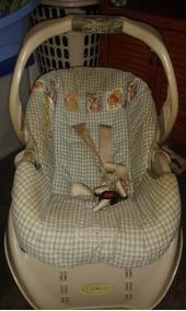 Porta Bebé Graco Unisex (30$)