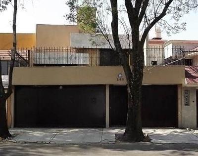 Venta De Casa En Paseos De Taxqueña