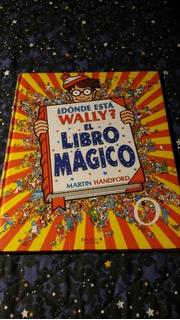 Donde Esta Wally ? El Libro Mágico