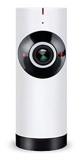 Camara De Seguridad Wifi Ip Visión Nocturna 180º Detecta Mov