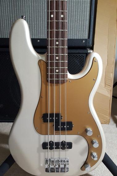 Bajo Fender Deluxe Active Precision Special