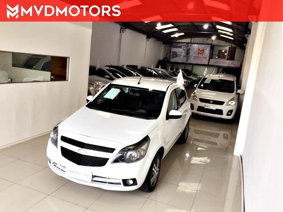 ! Chevrolet Agile, Mvd Motors Buen Estado Permuto Financio !