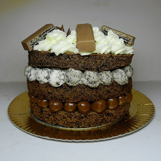 Torta Brownie Bomba La Golosa De Reposteria Artesanal Ailov