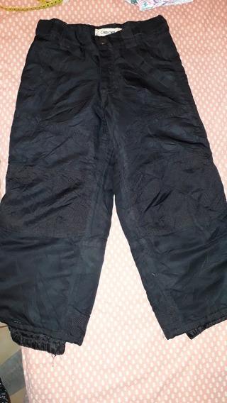 Pantalón Impermeable Cherokee Talle 4/5