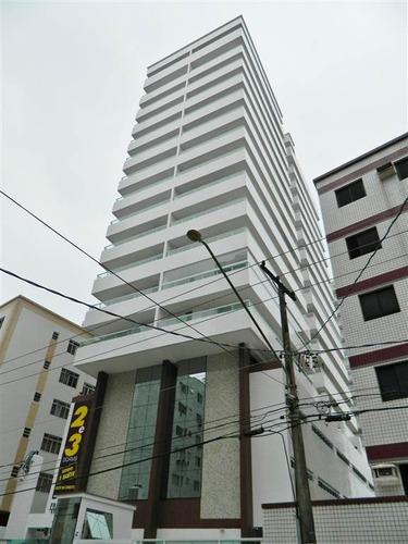 Apartamento, 2 Dorms Com 81 M² - Aviação - Praia Grande - Ref.: Prd9 - Prd9