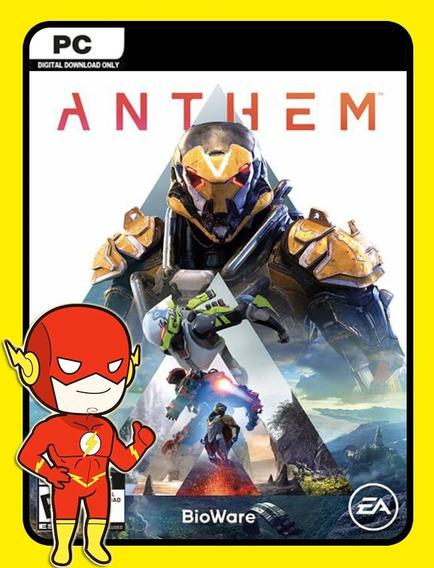 Anthem Pc - Origin Key (envio Flash)