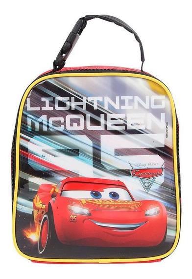 Lancheira Infantil Carros Relâmpago Mcqueen Dermiwil Disney