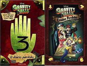 O Diário Perdido De Gravity Falls + Lendas Perdidas