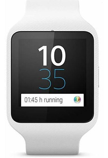 Smartwatch Sony Digital Dial 3 White Unisex Yroid Swr3 ®