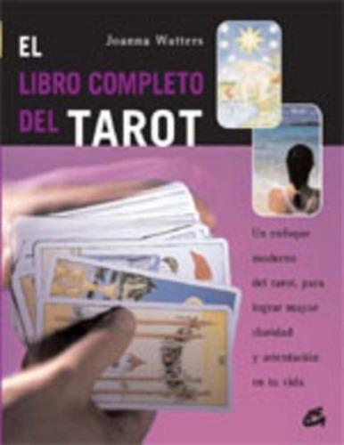 Libro Completo Del Tarot (libro)-gaia