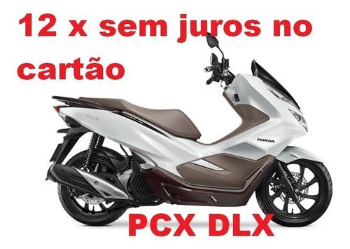 Imagem 1 de 1 de Honda Pcx 150 Dlx - 2021 Okm -r$ 17.990,00 Em 12 X Sem Juros